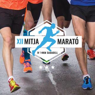 XII Mitja Marató Sabadell